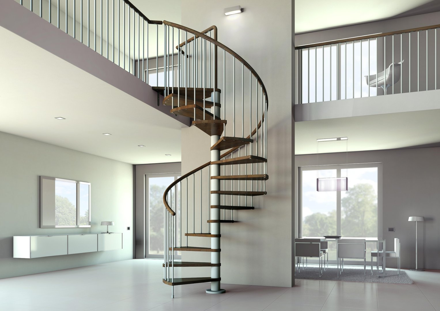 L00l Stairs Spiral Staircase Type Quot Capri Plus Quot