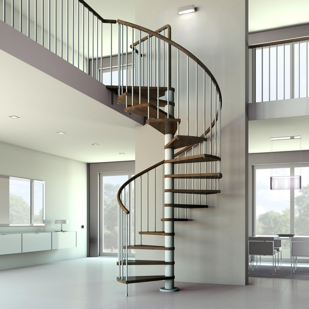"Spiral Staircase Type ""Capri Plus"""