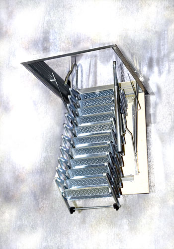 "Folding Staircase Type ""Loft"""