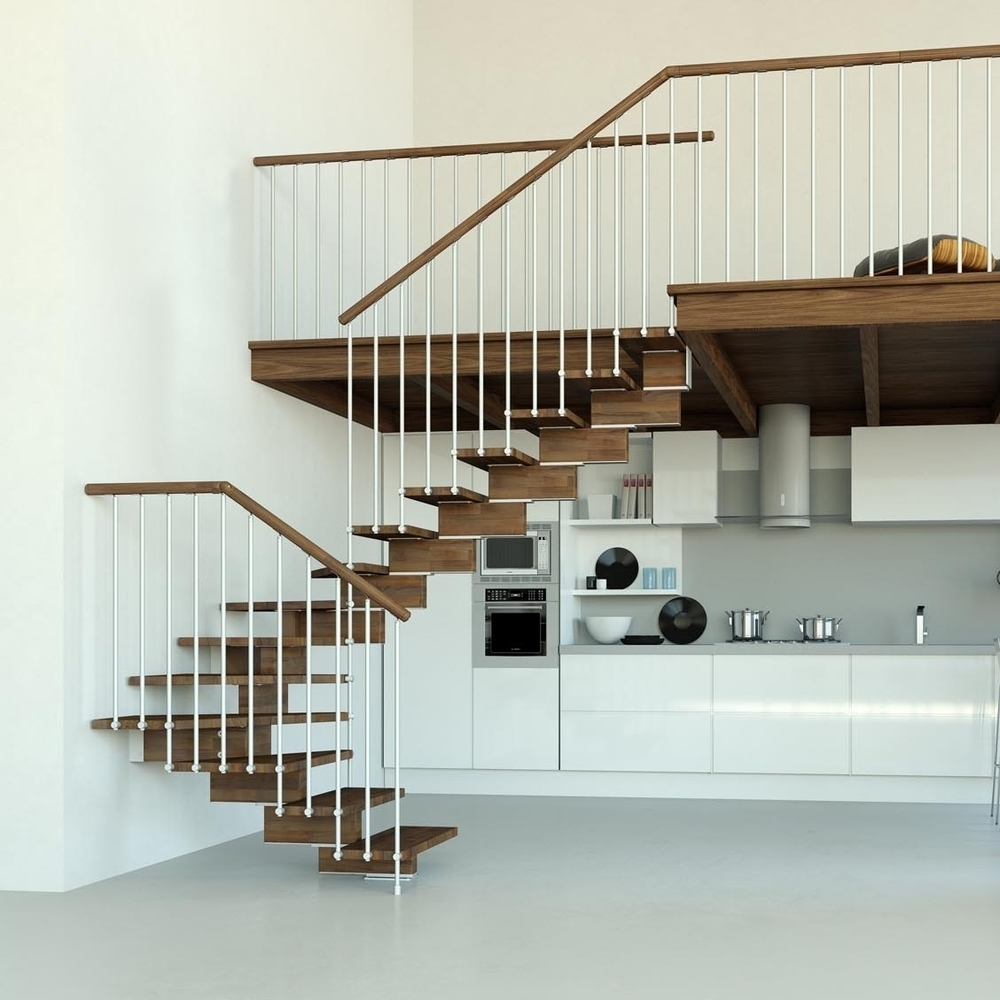 "Open Design Staircase Type ""Kiara"""