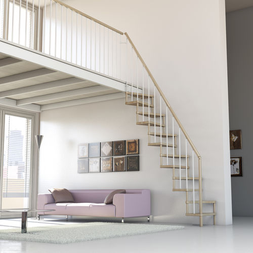 "Space Saver Staircase Type ""Torino"""