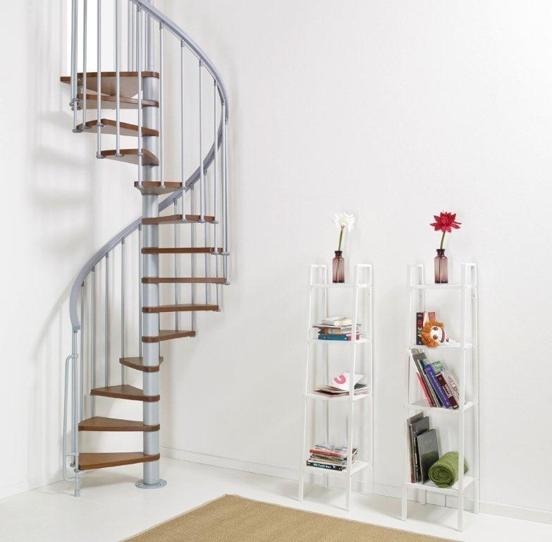 "Space Saving Spiral Staircase Type ""Amalfi"""